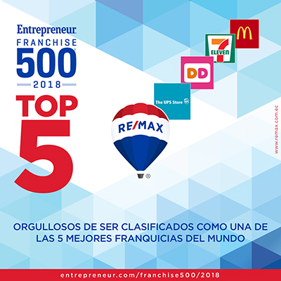 ¡Somos Top Five!