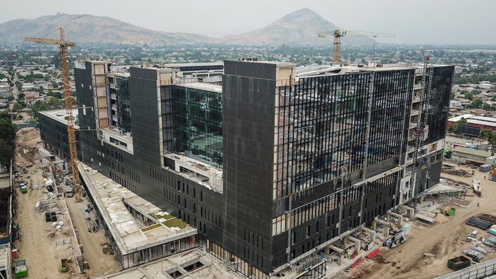 Chile requerirá inversión de US$174 mil millones en infraestructura en 2018-2027